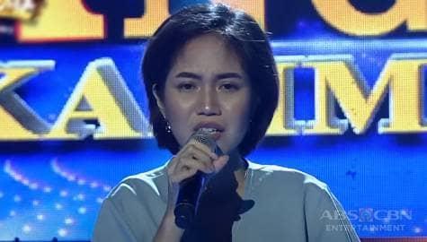 TNT 5: Jenine Fernandez sings Tuyo Na'ng Damdamin Image Thumbnail