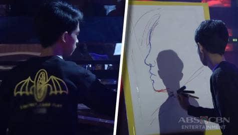 It's Showtime: Christorpe Reeve, ibinida ang kanyang nadiskubreng kakaibang art style sa Versus Image Thumbnail
