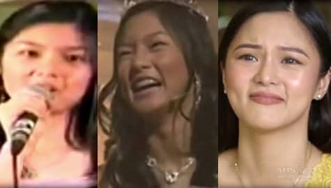 """Sana proud ka sa akin"": Kim Chiu shares touching message to her younger self | It's Showtime Image Thumbnail"