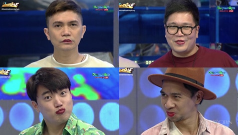 It's Showtime: Team Vhong, nahilo sa pinataw na FUNishment ng Team Vice Image Thumbnail