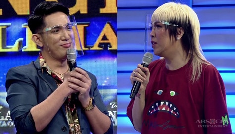 Vice Ganda, may payong ibinigay kay daily contender Primo | It's Showtime  Image Thumbnail