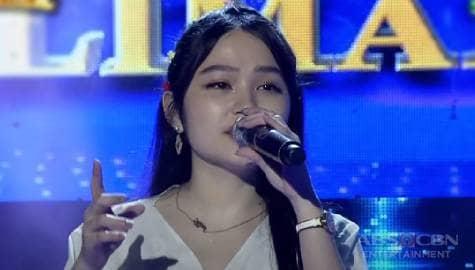 TNT 5: Kimmy Nadyne Canoza sings Tagpuan Image Thumbnail