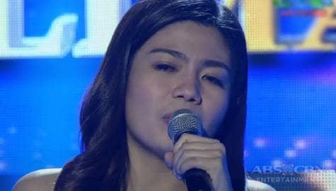 TNT 5: Criselda Vista sings Tunay Na Mahal Image Thumbnail