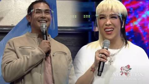 """Pilot para malapit sa Panot"" Ion, may banat kay Vice Ganda 