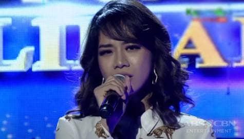 TNT 5: Faye Yupano sings Balisong Image Thumbnail