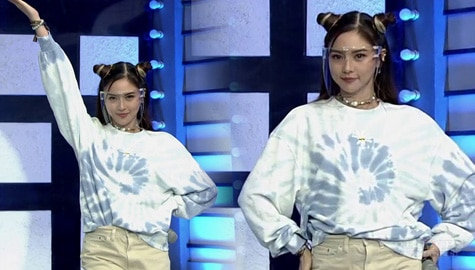 WATCH: Kim Chiu, rumampa a la Miss Universe kasama ang ilan sa It's Showtime family