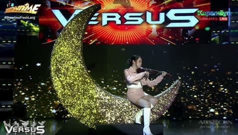 Unica Ihahaha, ipinamalas ang talento sa paggamit ng violin | It's Showtime  Image Thumbnail