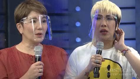 'Ang hirap pala' Tyang Amy, naging emosyonal sa tanong ni  Vice Ganda | It's Showtime  Image Thumbnail