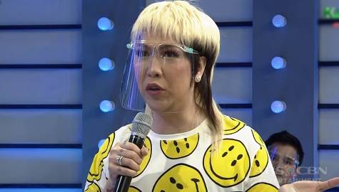 """Vice Ganda: """"Who is the first private teacher?"""" 
