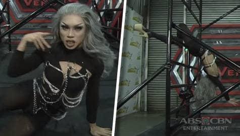 Mani-Queen, ipinamalas ang kanyang talento sa Versus | It's Showtime  Image Thumbnail