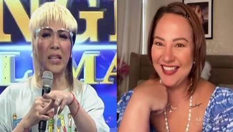 Vice Ganda, may ibinuking sa laman ng bahay ni hurado Karla | It's Showtime Image Thumbnail