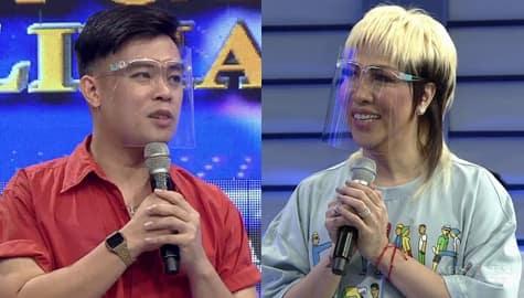 Vice Ganda, inalam kung bakit pumatol si John Arexies sa isang transgender | It's Showtime Image Thumbnail