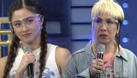 Ano nga ba ang nationality ni Eva at Adan? | It's Showtime  Image Thumbnail