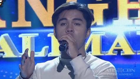TNT 5: Psalm Manalo sings Kapit Lang Image Thumbnail