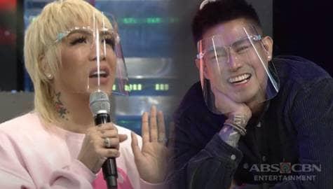 Vice Ganda, ayaw na nga bang padagdagan ang tattoo ni Ion sa katawan? | It's Showtime  Image Thumbnail