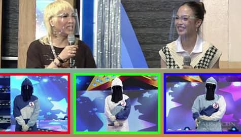 Vice Ganda, naaliw sa sagot ng mga TagoKanta sa tanong ni AC Bonifacio | It's Showtime Image Thumbnail