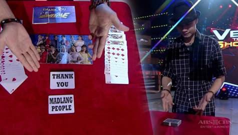 Tigas Abelgas' Versus The Grand Show-Presa magical perfomance | It's Showtime  Image Thumbnail
