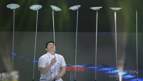 Mask Alvarado's Versus The Grand Show-Presa 'Juggling' perfomance | It's Showtime  Image Thumbnail