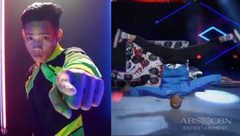 Otso Gwapito's Versus The Grand Show-Presa 'Headspin' perfomance | It's Showtime Image Thumbnail