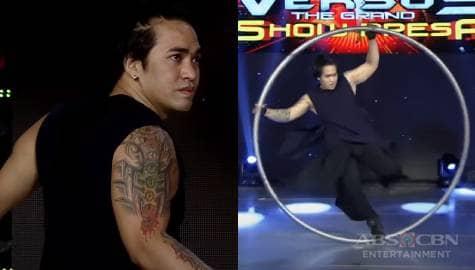 Hilo Love Goodbye's Versus The Grand Show-Presa 'Cyr Wheel' perfomance | It's Showtime  Image Thumbnail