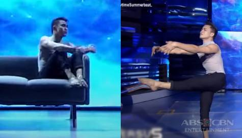 Siyam Milby's Versus The Grand Show-Presa contemporary dance perfomance | It's Showtime  Image Thumbnail
