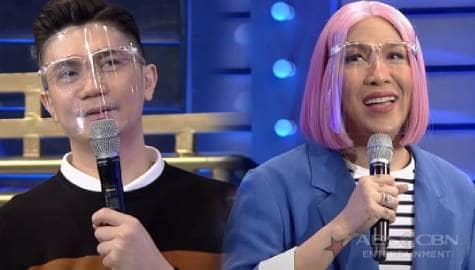 Vice Ganda at Vhong, napag-usapan ang mga ala-ala nila sa pagsakay ng jeep | It's Showtime Image Thumbnail