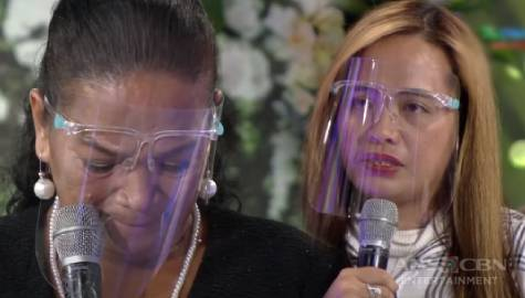 ReiNanay Editha, naging emosyonal sa mensahe ng kanyang panganay na anak | It's Showtime  Image Thumbnail