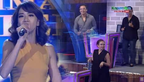 Hurados, napasayaw sa performance na ipinakita ni Faye Yupano | It's Showtime  Image Thumbnail