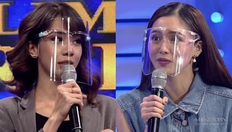 Faye, ikinuwento kay Kim Chiu kung paano siya nahilig noon sa mga langgam | It's Showtime  Image Thumbnail