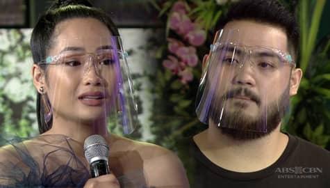 ReiNanay Lean, naluha habang kausap ang kanyang asawa | It's Showtime  Image Thumbnail