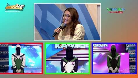 It's Showtime: Sam Cruz, napagkamalang si Rico Blanco ang nasa likod ng mask ni Tago Kanta no. 3 Image Thumbnail