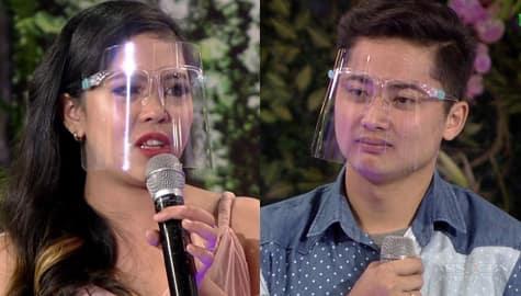 ReiNanay Emjhay, sinagot ang tanong ng asawa tungkol sa pagiging selosa | It's Showtime Image Thumbnail