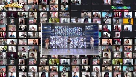 It's Showtime family, naaliw sa kanilang virtual Madlang People | It's Showtime  Image Thumbnail
