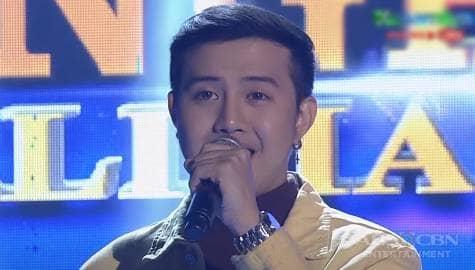 TNT 5: Anthony Castillo sings Hanggang Image Thumbnail