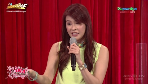 Gelli, may kwento sa mga anak niya na nag-aaral sa ibang bansa | It's Showtime  Image Thumbnail