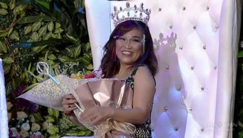 Rhea Yamzon, itinanghal na ReiNanay Of The Day | It's Showtime Image Thumbnail