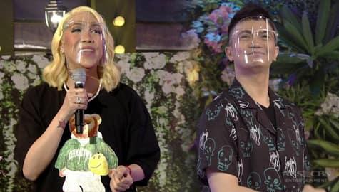 Vice Ganda, ginawan ng sariling jingle si Vhong para sa eleksyon | It's Showtime  Image Thumbnail