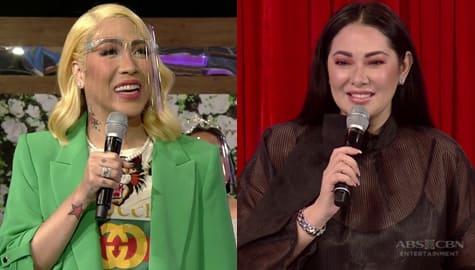 It's Showtime: Vice Ganda, ni-reveal na merong ka-phone pal ngayon si Ruffa