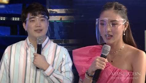 Ryan Bang, gustong makasama si Kim Chiu sa isang dinner | It's Showtime