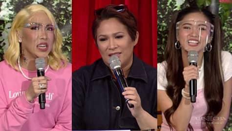 Vice Ganda at Kim, humanga sa ibinigay na payo ni Janice De Belen | It's Showtime