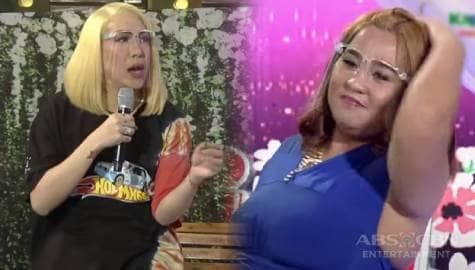 Vice Ganda, may itinurong sayaw kay ReiNanay Cheche | It's Showtime