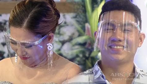 ReiNanay Rebi, naiyak sa tanong ng kanyang anak | It's Showtime  Image Thumbnail