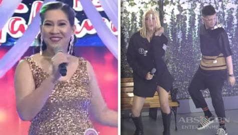 Vice at Vhong, napasayaw habang kumakanta si ReiNanay Rebi | It's Showtime  Image Thumbnail