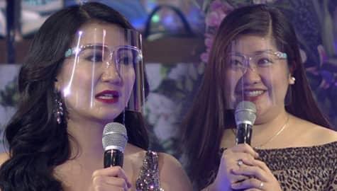 ReiNanay Ivy, naiyak habang sinasagot ang tanong ng kanyang pinsan | It's Showtime  Image Thumbnail