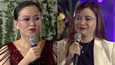 ReiNanay Queen, nagkaroon ng pagkakataon na sagutin ang tanong ng kapatid | It's Showtime  Image Thumbnail