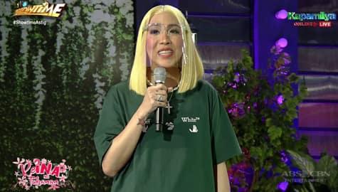 It's Showtime: Vice Ganda, may hirit tungkol sa pag-standardize ng adobo Image Thumbnail