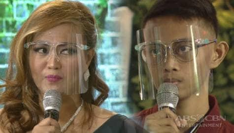 ReiNanay Sally, naiyak habang sinasagot ang tanong ng panganay na anak | It's Showtime Image Thumbnail