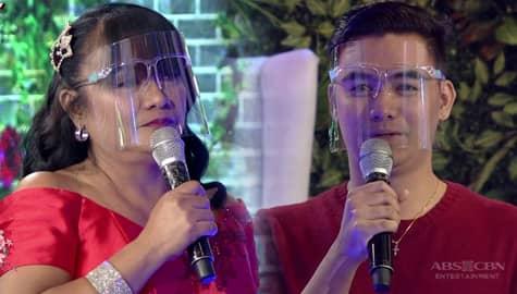 ReiNanay Divina, sinagot ang tanong kung may plano pa siyang magpaligaw | It's Showtime Image Thumbnail