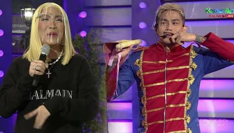 Vice Ganda, ipinagmalaki ang joke ni Ion | It's Showtime Image Thumbnail