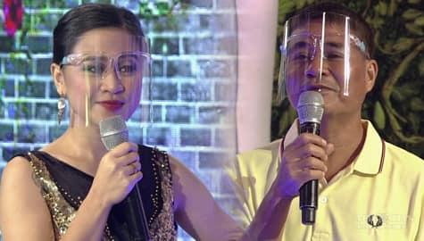 ReiNanay Mae, matapang na sinagot ang tanong ng kanyang ama | It's Showtime Image Thumbnail